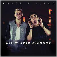 Cover Kayef & Liont - Nie wieder niemand