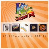 Cover KC And The Sunshine Band - Original Album Series