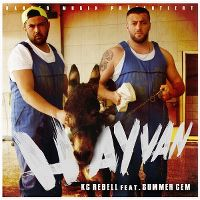 Cover KC Rebell feat. Summer Cem - Hayvan