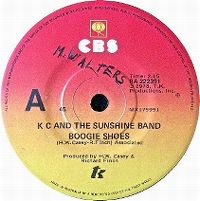Cover KC & The Sunshine Band - Boogie Shoes