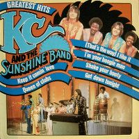 Cover KC & The Sunshine Band - Greatest Hits