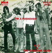 Cover KC & The Sunshine Band - I'm A Pushover