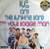 Cover KC & The Sunshine Band - I'm Your Boogie Man
