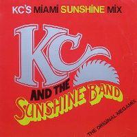 Cover KC & The Sunshine Band - KC's Miami Sunshine Mix