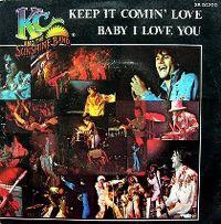 Cover KC & The Sunshine Band - Keep It Comin' Love