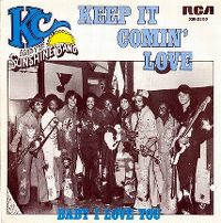 Cover KC & The Sunshine Band - Keep It Comin' Love