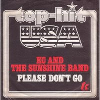 Cover KC & The Sunshine Band - Please Don't Go