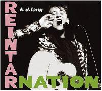 Cover k.d. lang - Reintarnation