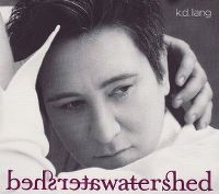 Cover k.d. lang - Watershed