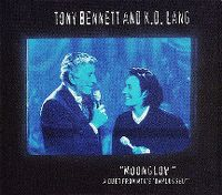 Cover k.d. lang with Tony Bennett - Moonglow