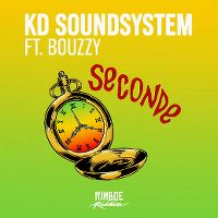 Cover KD Soundsystem feat. Bouzzy - Seconde