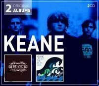 Cover Keane - Hopes And Fears + Under The Iron Sea