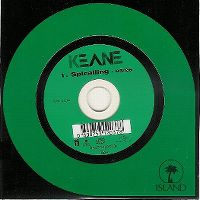 Cover Keane - Spiralling
