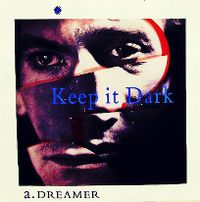 Cover Keep It Dark - Dreamer