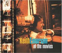 Cover Keith Emerson - At The Movies