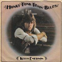 Cover Keith Emerson - Honky Tonk Train Blues