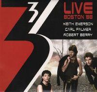 Cover Keith Emerson / Carl Palmer / Robert Berry - Live Boston '88