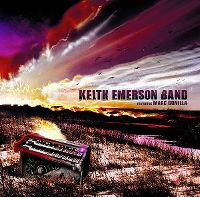 Cover Keith Emerson feat. Marc Bonilla - Keith Emerson Band