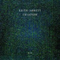 Cover Keith Jarrett - Creation