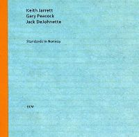 Cover Keith Jarrett / Gary Peacock / Jack DeJohnette - Standards In Norway