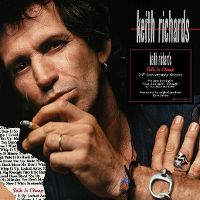 Cover Keith Richards - Talk Is Cheap