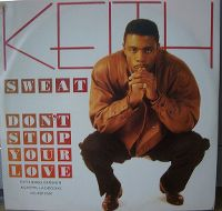 Cover Keith Sweat - Don't Stop Your Love