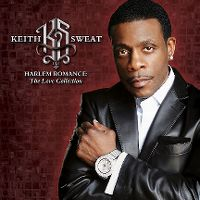 Cover Keith Sweat - Harlem Romance: The Love Collection