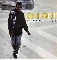 Cover Keith Sweat - I Want Her