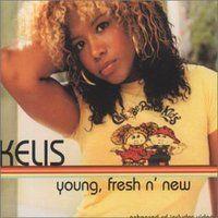 Cover Kelis - Young, Fresh n' New