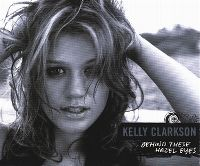 Cover Kelly Clarkson - Behind These Hazel Eyes