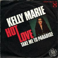 Cover Kelly Marie - Hot Love