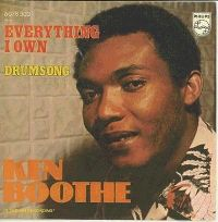 Cover Ken Boothe - Everything I Own