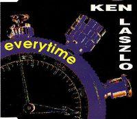 Cover Ken Laszlo - Everytime