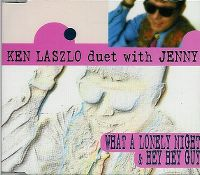 Cover Ken Laszlo duet with Jenny - What A Lonely Night
