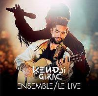 Cover Kendji Girac - Ensemble / le live