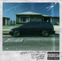 Cover Kendrick Lamar - Good Kid, M.A.A.D. City