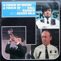 Cover Kenny Ball / Chris Barber / Mister Acker Bilk - A Touch Of Music