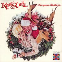 Cover Kenny & Dolly - Once Upon A Christmas