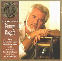 Cover Kenny Rogers - Het beste van - Wereldsterren