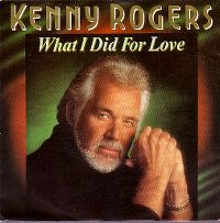 Cover Kenny Rogers - What I Did For Love