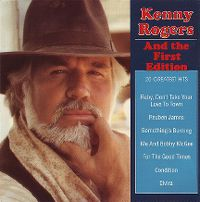 Cover Kenny Rogers & The First Edition - 20 Greatest Hits
