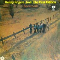 Cover Kenny Rogers & The First Edition - Backroads