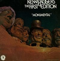 Cover Kenny Rogers & The First Edition - Monumental
