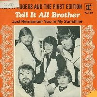 Cover Kenny Rogers & The First Edition - Tell It All Brother