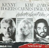 Cover Kenny Rogers with Kim Carnes & James Ingram - What About Me?