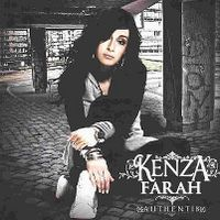 Cover Kenza Farah - Authentik