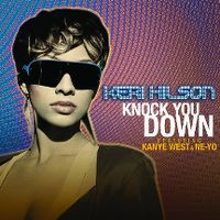Cover Keri Hilson feat. Kanye West & Ne-Yo - Knock You Down
