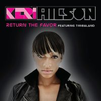 Cover Keri Hilson feat. Timbaland - Return The Favor