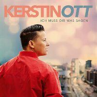 Cover Kerstin Ott - Ich muss dir was sagen