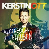 Cover Kerstin Ott - Regenbogenfarben
